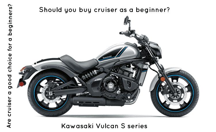 Cruiser Kawasaki Vulcan S