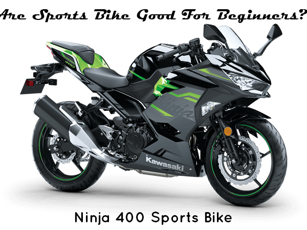 Kawasaki Ninja 400 sports motorcycle