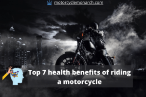 top 7 health benefits of riding motorcycle