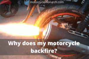 Why do motorcycle backfire?